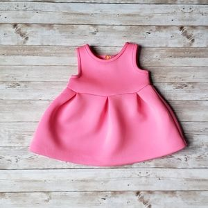 Amy Coe Pink Dress with Bloomers